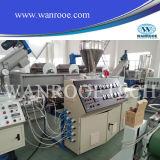 Tubo duplo de PVC de alta eficiência linha de extrusão