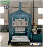 Machine de découpage Xq-2000 en caoutchouc/coupeur hydraulique de balle