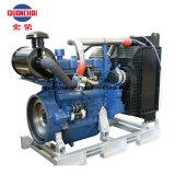 Merk 1500rpm van Quanchai de 1800rpm Gemakkelijke Dieselmotoren van het Begin voor Generator