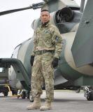 Altas botas táticas militares do exército de assalto de combate de 7-Inch Desert Combat Assault