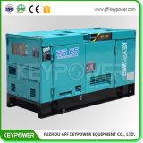 침묵하는 유형 50Hz 6 실린더 디젤 엔진 발전기 세트 180kav 주요한 힘
