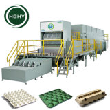Hghy High Efficiency Rotary drill Paper Egg Tray Carton Machine