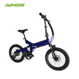 """[500و] [48ف] 20 """" [فولدبل]/يطوي سمين إطار العجلة درّاجة كهربائيّة"""