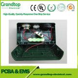 Diseño personalizado de PC de ABS de plástico de moldeo por inyección de nylon