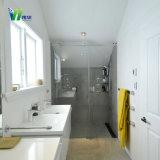 緩和された安全浴室のハードウェアのヒンジが付いているガラスドアの工場