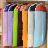 Saco de vestuário de PEVA/tampa não tecidos pano do Zipper (FLY-MB30001)