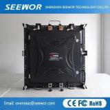 임대료를 위한 높은 정밀도 P4.8mm 옥외 LED 게시판