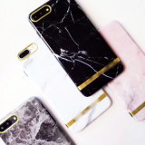Het hoge Geval van de Telefoon TPU van het Eind IMD Marmeren voor Mobiele Telefoon