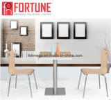 Designer chinês moderno de cadeira e mesa de jantar em madeira para restaurante (FOH-BC08)