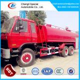 20000litros de agua camión contra incendios, el agua Bowser Carretilla con bomba contra incendios para la venta