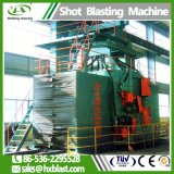 Type de chariot Derusting de surface grenaillage Machine faite en Chine
