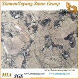 Encre de chine peinture dalle de marbre lavabo/Vase en marbre marron/noir/