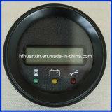 803 Metercurtis-Batterie-Messinstrument u. Stunden-Messinstrument
