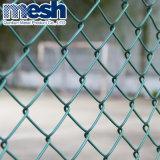 Rete fissa rivestita di collegamento Chain del PVC di alta qualità per il campo da giuoco sulla vendita