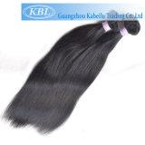 Cheveux humains neufs normaux brésiliens de noir de gicleur