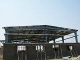 Estructura de acero de Kenia Fábrica