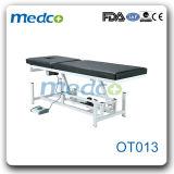 병원 전기 고도 조정가능한 참을성 있는 시험 차 침대, 건강 진단 테이블