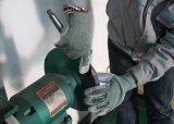 Упор для рук из натуральной кожи крупного рогатого скота Anti-Cut работы связано с пальцем упаковку