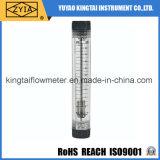 Lzm-Zyia série G RO de l'acrylique Inline Debitmetre eau eau de mer et le type de compteur de débit