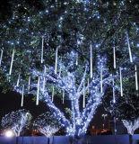 Het LEIDENE Licht van de Meteoor met 1903IC voor de Decoratie van Kerstmis