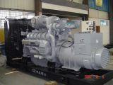 GENERATOR-Set des Cer-ISO9001 Perkins Perkins Dieseldes motor-800kw
