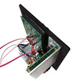 Amplificador da placa de canaleta 2 para gabinetes de PA/DJ Subwoofer com 2 saídas satélites