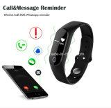 Braccialetto astuto del Wristband del pedometro del braccialetto di Bluetooth Sdk dell'inseguitore di forma fisica con Screentouch
