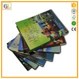 Impression professionnelle de livre de livre broché de livre À couverture dure (OEM-GL041)