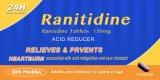 Médecine Trimebutine de Westren et tablettes de Hydrocloride de ranitidine Westren Pharma pour l'être humain