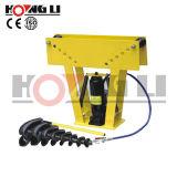 Dobladores hidráulicos del tubo del aire (HHW-16Q)
