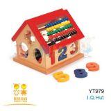 Hölzernes Spielzeug - IQ-Hütte (YT979)