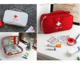 Médico de Emergência portátil Mini mala de primeiros socorros