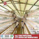 Que equipamento agrícola para a Nigéria Metade Galpão de frango de abertura (A-3L90)