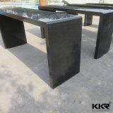 Tabelle e presidenze di pietra artificiali per l'insieme della Tabella del ristorante della barra