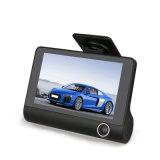 3-дюймовый TFT 1080P / 720p Dash Cam с помощью функции заднего вида для такси