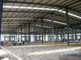 Casa prefabricada superior del almacenaje de la estructura de acero de la buena calidad del grado