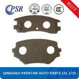 Haut de la qualité des plaquettes de frein de voiture Plaque d'appui