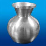 Mini macchina automatica di alta precisione del tornio per imbutitura del metallo di CNC (480C-12 di bassa potenza)