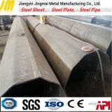 Tubo d'acciaio affusolato tubo d'acciaio affusolato del acciaio al carbonio di prezzi del tubo