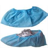 Para salas brancas de PP não tecidos equipamento para cobrir a tampa da sapata descartáveis