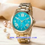 Het Horloge van het roestvrij staal met het Unisex-ODM Polshorloge van de Manier (wy-G17005B)