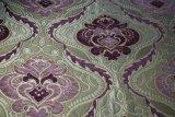 Tela de Chenille tejida para la tapicería en base Shinning