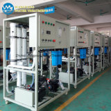 zweistufiges System der umgekehrten Osmose-100lph für Lieferung