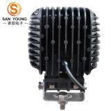 наивысшая мощность 4000lm 4X4 4WD света работы CREE СИД потока квадрата 48W с дороги ATV SUV