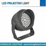 Proyector LED 54W AC220V IP65 Resistente al agua Spotlight Lámpara de jardín al aire libre