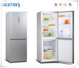 Piccolo frigorifero del congelatore del doppio portello per il magazzino