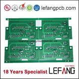 Pe-4 PCB da placa de circuito impresso para o controle da chave do veículo