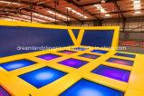Dreamland suave nuevo parque infantil, Piscina, Parque de Diversiones trampolin cama saltando