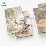Kundenspezifische bunte Qualitäts-preiswerteres kleines Papieranmerkungs-Buch