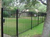 Clôture de jardin en métal de qualité